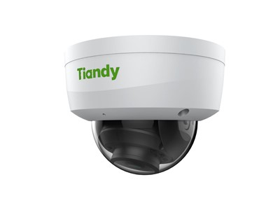 Tiandy 2MP S+265 Vandalproof Mini IR Dome κάμερα (2.8mm)