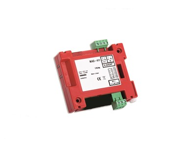 DETNOV Addressable control module for 1 relay output