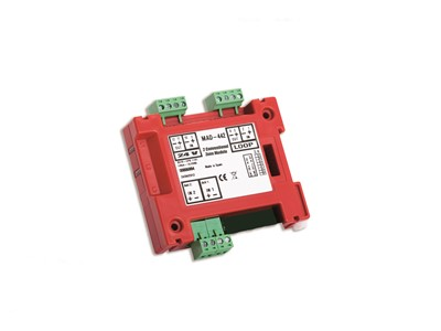 DETNOV Addressable monitor module of 2 conventional zone
