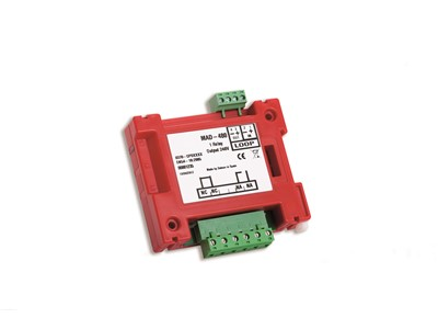 DETNOV Addressable control module of 1 relay output