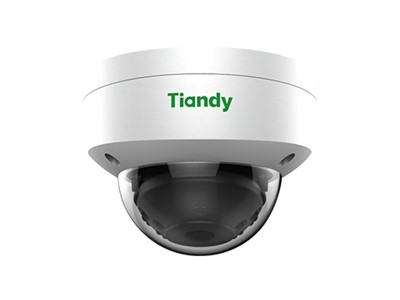 Tiandy 5MP Starlight Motorized IR Dome Κάμερα (2.8-12mm) IK10