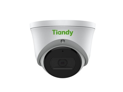 Tiandy 5MP 2.8mm Fixed Starlight IR Turret Video Analytics κάμερα
