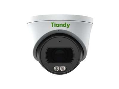 Tiandy 4MP Fixed Color Maker Turret κάμερα