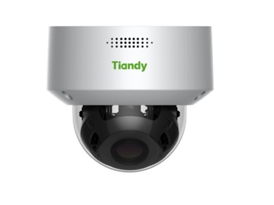 Tiandy 5MP SUPER STARLIGHT Motorized Dome κάμερα (2.7-13.5mm)