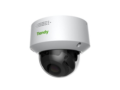Tiandy 5MP Super Starlight Motorized EW Dome Camera (2.8-12mm)