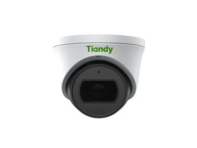 Tiandy 5MP Super Starlight Motorized IR Turret Camera